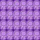 purple dream catcher by cathyjacobs
