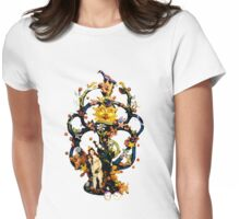 The tree of life Womens Fitted T-Shirt
