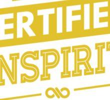Certified INFINITE Inspirit Sticker