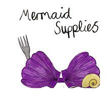 Mermaid Supplies by emilylaura