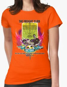 Freight Yard Legacy Womens Fitted T-Shirt