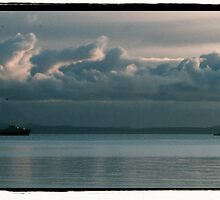 tug boat  by Tanya Day Photography
