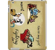 Mulan's Friends Get All the Ladies iPad Case/Skin