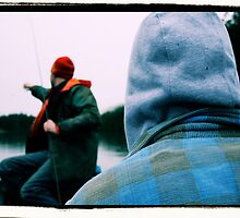 fishing  by Tanya Day Photography