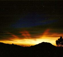 Philippine Sunset by Andi Hagedorn