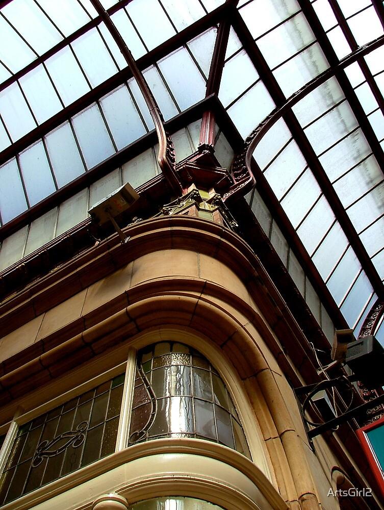 Arcade - Preston, Lancashire, England by ArtsGirl2