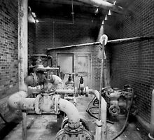 Pipes, Pumps and Valves by Timothy S Price