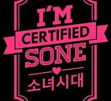 Certified SNSD SONE by skeletonvenus