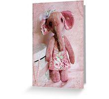 Elephant Sonya Greeting Card