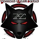 Zombie Fight Club Logo by psyrecx