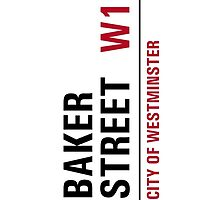 Baker Street sign by bakerstreets