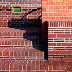 Bricks and more bricks... by Roz McQuillan