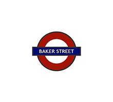 Baker Street station by bakerstreets