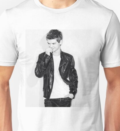 Thomas Brodie-Sangster Unisex T-Shirt