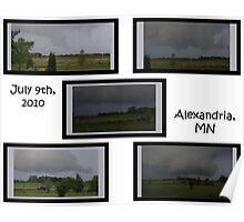 Ominous Storm Poster