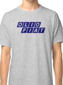 Olio Fiat - Blue Classic T-Shirt