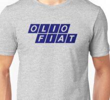 Olio Fiat - Blue Unisex T-Shirt