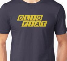 Olio Fiat - Yellow Unisex T-Shirt