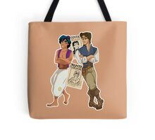 The Wanted Thieves Tote Bag