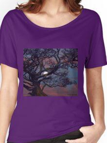Moonlit Halloween Women's Relaxed Fit T-Shirt