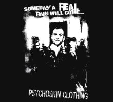 Travis Bickle by Psychoskin