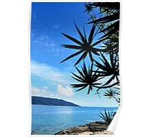 Daydream Island, Whitsundays, QLD Poster
