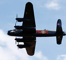 Avro Lancaster by PhilEAF92