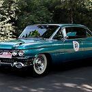 Cadillac, Series 62 Sedan from 1959 by Heike Nagel