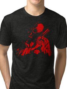 The Red Dawn Tri-blend T-Shirt