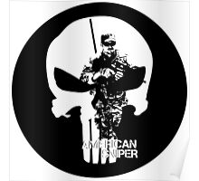AMERICAN SNIPER CHRIS KYLE DEVIL OF RAMADI THE LEGEND NAVY SEAL Poster