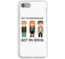 The Power of Three iPhone Case/Skin