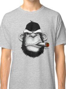 Cigar Monkey Classic T-Shirt