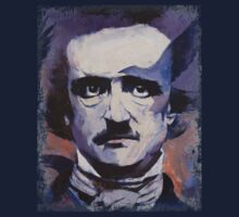 Edgar Allan Poe by Michael Creese
