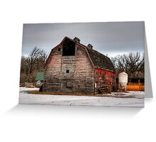 Wilkinson's Barn Greeting Card