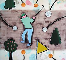 Golf (scena V) by ANDREA BENETTI