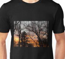 Deep Dark Dramatic Sunset Unisex T-Shirt