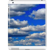 Cumulus Clouds iPad Case/Skin