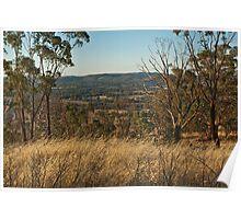 Murray Valley Wodonga Ne Victoria Australia Poster