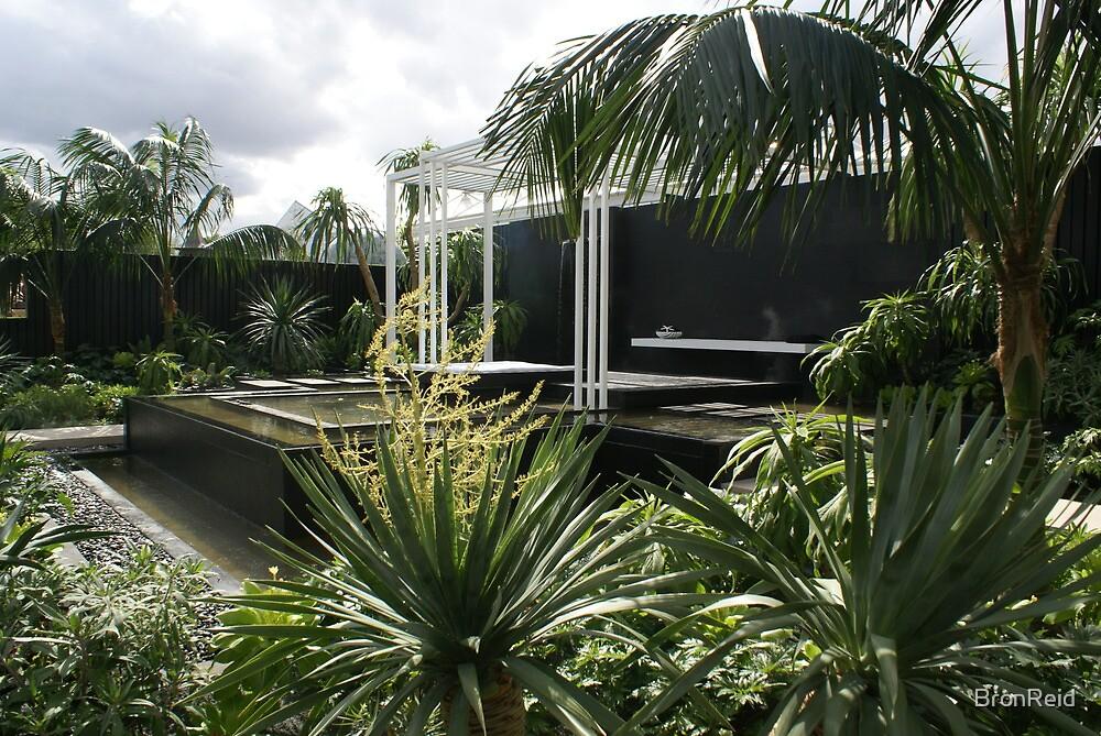 Canary Island Spa Garden by BronReid