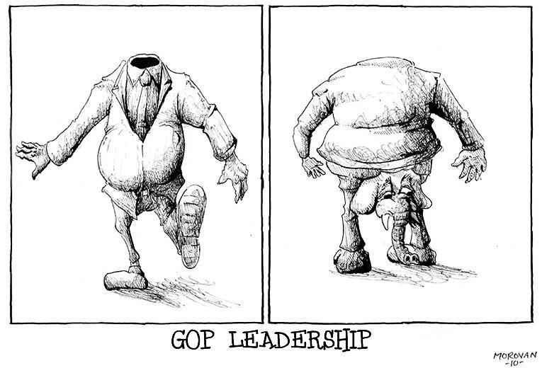 GOP Leadership by liquidnerve
