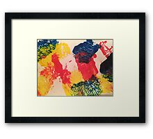 Kayleigh's Brush Framed Print