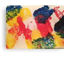 Kayleigh's Brush Canvas Print