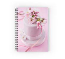 Spring cake Spiral Notebook