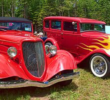 Hot Rods by kenmo