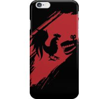 Rooster Teeth brush stroke  iPhone Case/Skin