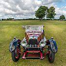 Aston Martin  by Adrian Evans