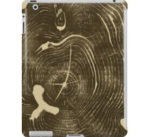 Inside Oak iPad Case/Skin