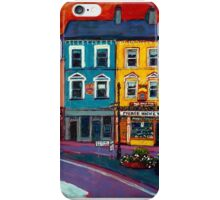 Main Street, Skibbereen, Cork iPhone Case/Skin