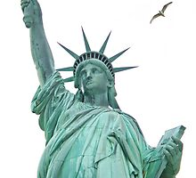 Liberty by mklue