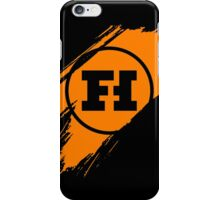 Funhaus brush stroke iPhone Case/Skin